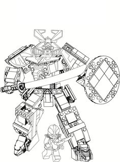 cool Power Rangers Coloring Page | Colouring Pages | Pinterest