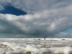 Na de storm op #Terschelling