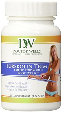 Forskolin Trim All Natural Fat Burner, Appetite Suppressant, Energy Enhancement and Weight Loss Supplement To Melt Belly Fat Doctor Wells Natural Health Products http://www.amazon.com/dp/B00KVNDYB8/ref=cm_sw_r_pi_dp_2MGuwb1K4MY7V