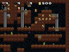 Spelunky - Indie game created by Derek Yu, one of the creators of Aquaria, among other games.  Really fun, randomly generated treasure hunting game.