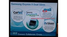 Samsung's new Exynos 5 chip has leaked online