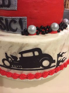 Classic Mustang Car Cake Je T Aime Cakes By Amy Ruel