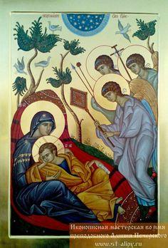 Икона Божией Матери Недреманное Око / Theotokos - The icon Anapeson, or The Unsleeping Eye of Christ