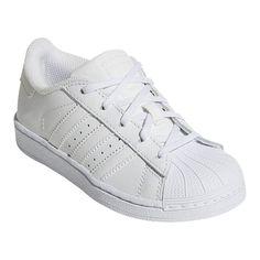 f28d73a68 adidas Kids  Superstar C Preschool Shoes - White