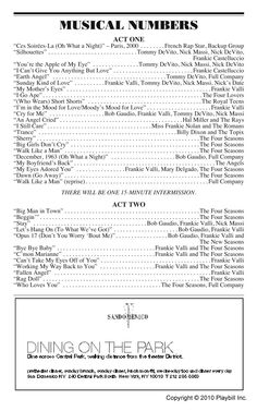 1000+ images about Broadway Playbills and Posters on ...
