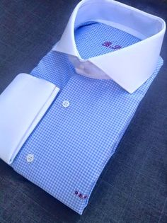 British Style — Our shirt Collection Horizontal Stripes & Cutaway. Dress Shirt And Tie, French Cuff Dress Shirts, Cool Shirts, Casual Shirts, Bespoke Shirts, Well Dressed Men, Gentleman Style, British Style, Mens Suits