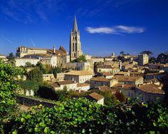 Saint Emilion Bordeaux Vineyards, St Emilion, Aquitaine, Getting Married, Bliss, Saints, France, Mansions, Street