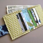 40+ Fabric Wallet & Checkbook Covers: {Free Patterns}