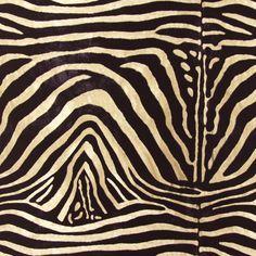 sustituir parte de arriba vestido marrón, Microsan Cebra - Piel de animal y cuero - Trends de decoración 2013