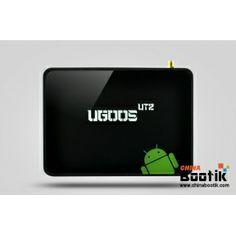 Ugoos UT2 Android TV Box - Quad Core 1.6GHz CPU, DDR3 2GB RAM + 32G Nand Flash, 2.4/5GHz Dual Band Wi-Fi, DLNA, Bluetooth 4.0 #androidtv #tvbox #appletv