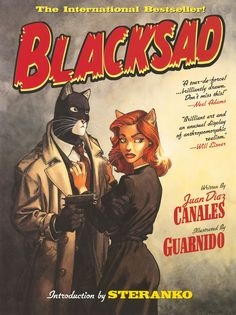 Blacksad - Juanjo Guarnido