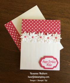 26 Pals Paper Crafting Picks of the Week! | Stampin' Pretty