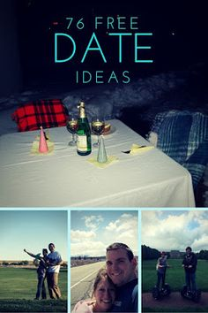 The Merrill Project: 76 FREE Date Ideas