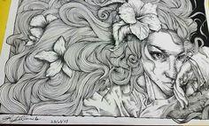 Ink, Ink Art