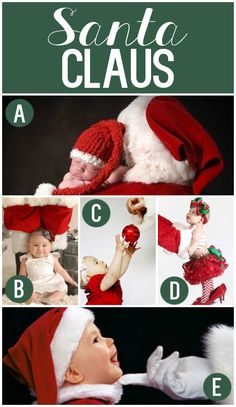 Christmas Photography Prop and Posing Ideas