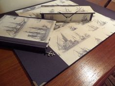 Conjunto de escritorio masculino Men Office, Stationery Paper, Notebooks, Report Cards, Architecture