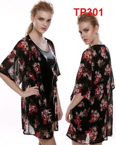 69 AED Whatsapp 0563975005 for orders Free Delivery Payment by COD  https://www.mimigirlcloset.com/collections/tops-blouses/products/half-sleeve-print-loose-chiffon-cardigan-long-coat
