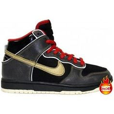 best service b337c 3fa64 Mens Nike Dunk SB High Premium (Marshall Amp)