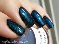 Girly Bits Cosmic Ocean
