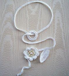http://www.etsy.com/shop/CraftsbySigita?ref=si_shop  Crochet necklace lariat