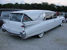 1959 Cadillac Superior Royale Hearse