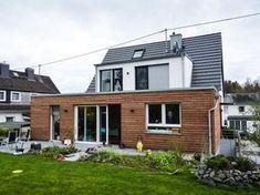 Modernisierung eines Siedlungshauses in Wiesbaden
