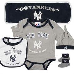 NY Yankees Baby Sleeper