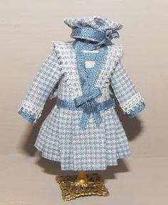 blue sailor dress