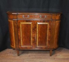 Regency-Sideboard-Server-Buffet-Cabinet-English-Furniture