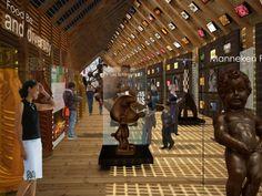 pavillon belge – expo Milan 2015 – Fubiz™