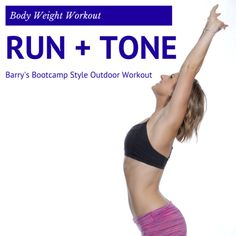 Barrys Bootcamp Workout Body weight