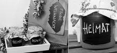DIY - Geschenke mit Tafellack. Die Anleitung gibt´s hier: https://www.kolorat.de/blog/2014/12/12/diy-geschenke-bringen-freude  #KOLORAT #Tafellack #DIY #Geschenkidee