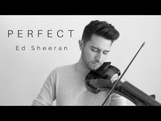 Ed Sheeran - Perfect - Eduard Freixa Electric Violin Cover - YouTube