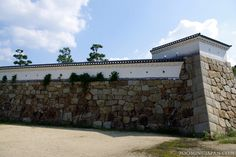 Japanese castles I've visited: #4 Amagasaki Castle in Hyogo Prefecture. I've been there only once and there's almost nothing to see, so I can't recommend it unless you're already nearby.