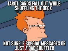 #tarot LOL