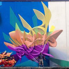 FX Wall, Bologna (IT), 2016