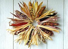 10 Fall Door DIYs for the Best House on the Block