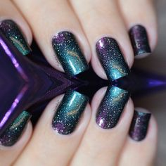 Galaxy nails More