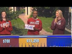 """This Guy Is Painfully, Cringe-Inducingly Bad At """"Wheel Of Fortune"""" Who else has landed on the Million Dollar piece AND gotten both pieces needed to win a car, a trip to London, and lost it all?! OMG! Ironically enough, one of the Puzzles was """"Best Day Ever""""....."""