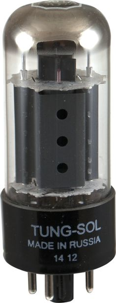Tung Sol 7591A beam-power tube. Made in Russia. www.amplifiedparts.com