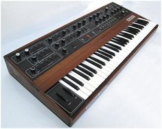 MATRIXSYNTH: Sequential Circuits PROPHET 5 Synthesizer Model 10...