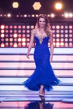 Chiara Ohoven Photos Photos - Chiara Ohoven arrives on stage during the pre-show 'Wer tanzt mit wem? Die grosse Kennenlernshow' for the television competition 'Let's Dance' on February 24, 2017 in Cologne, Germany. The 10th season will start on March 17, 2017. - 'Let's Dance - Wer tanzt mit wem? Die grosse Kennenlernshow'