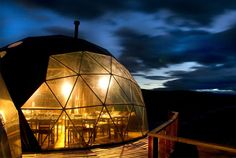 Cool Architecture: Rotating Dome Houses