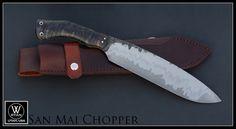 Chopper e Camp Knife - Page 50