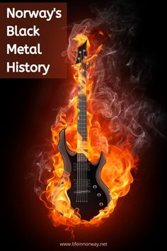Norway's Black Metal story is a fascinating one. It is a genre of music that isn't for everyone, but in Norway, it has a legion of music lovers. Norway Culture, History Of Norway, Norwegian People, Living English, Slums, English Lessons, Music Lovers, Black Metal, Being Used