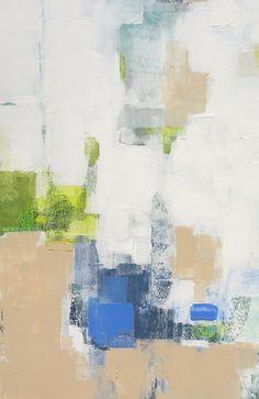 "Charlotte Foust, ""Serenity II"", Acrylic on Canvas, 36x24 - Anne Irwin Fine Art"
