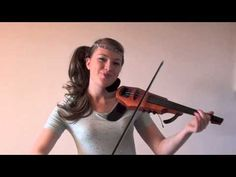 Violin cover of Chandelier by Sia! #Chandelier #Sia #Violincover ...
