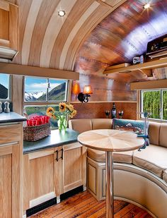 woods, airstream flying cloud