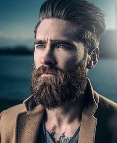 BEARDREVERED on TUMBLR | fellowsessentialgentleman: With a great beard...