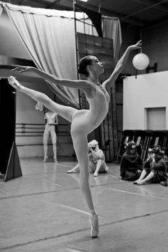 My only major regret in my life is that I quit ballet. If only I'd have stayed with it...